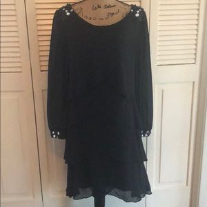 Beautiful black formal dress